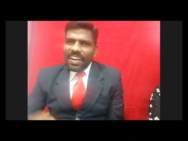 The Lord Hath Been Mindful Of Us   Tamil Sermon By Pastor Muthukumar