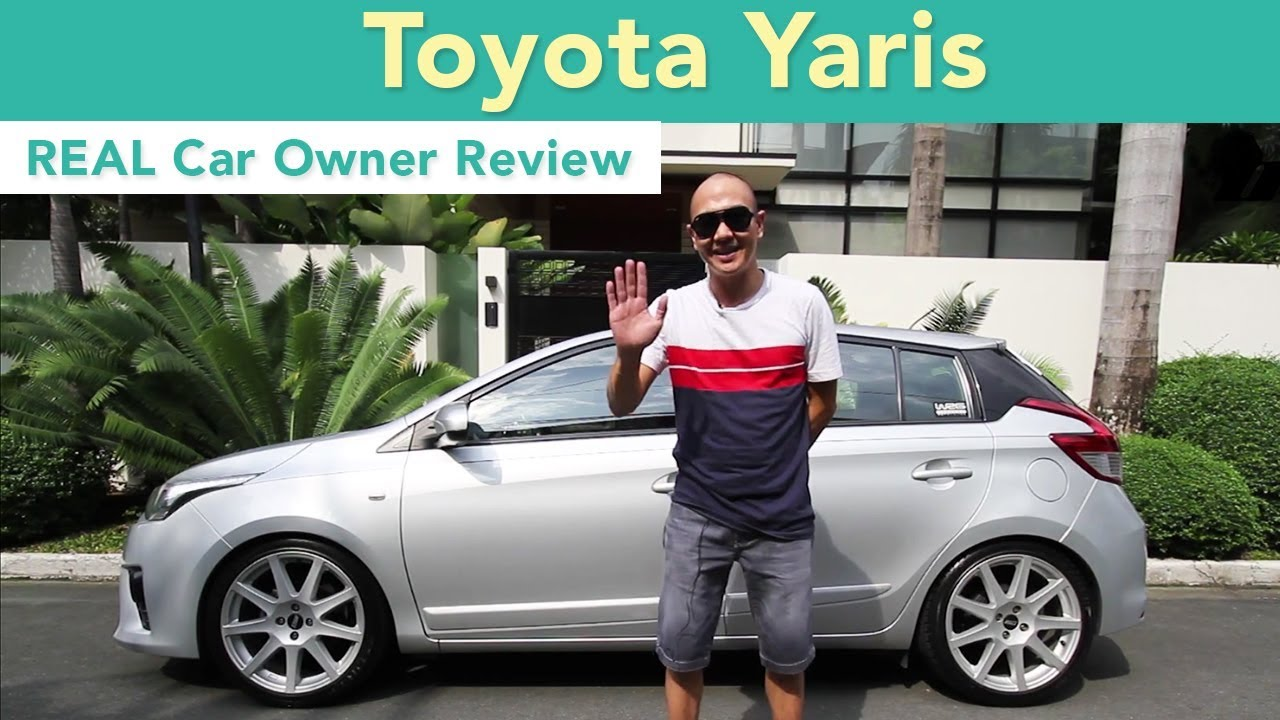 2014 Toyota Yaris (REAL Car Owner Review)