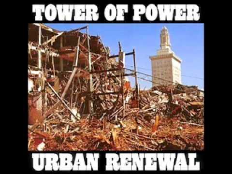 Tower Of Power - Walkin' up Hip Street