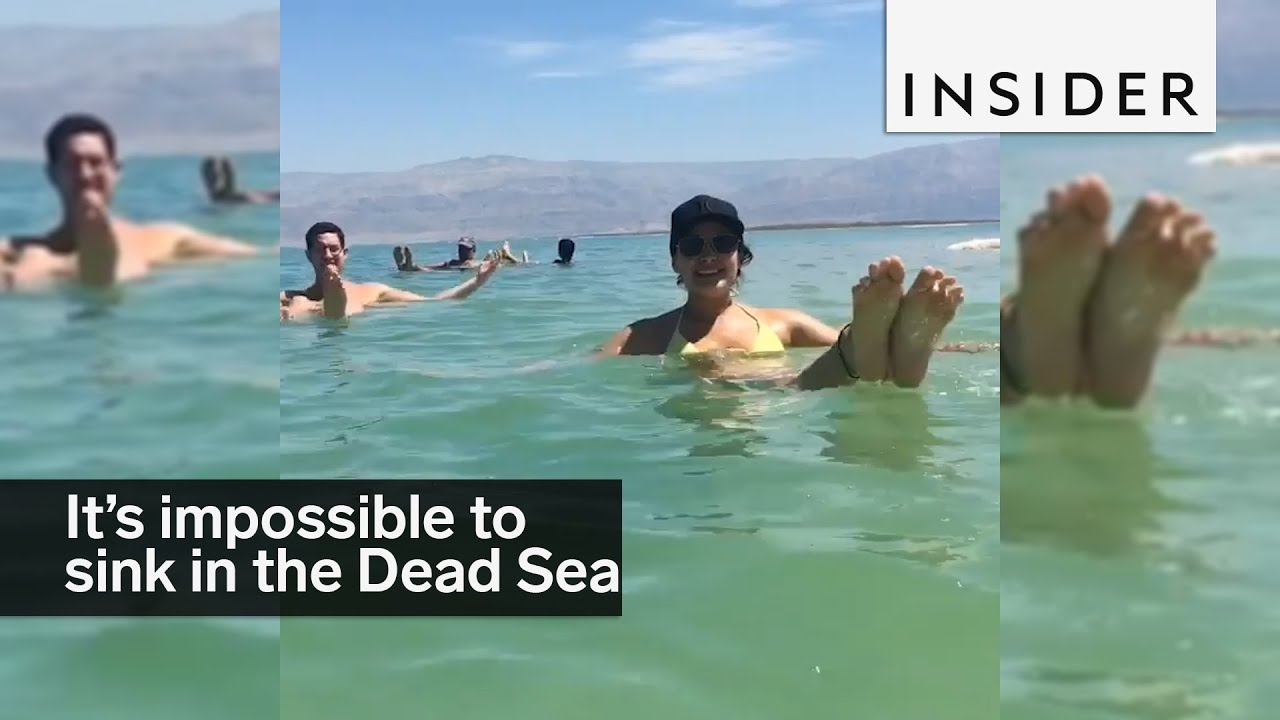 The Dying of the Dead Sea