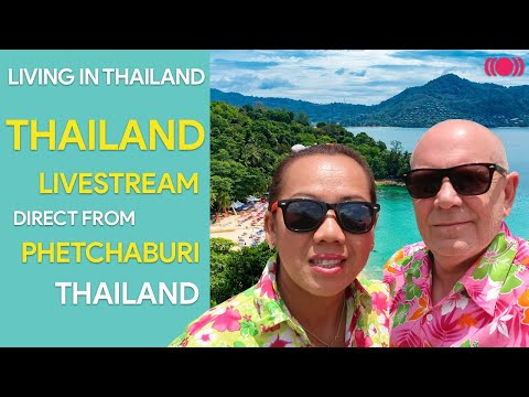 Land of Smiles Thailand Live From Thailand Stream (19.00 Thailand Time)