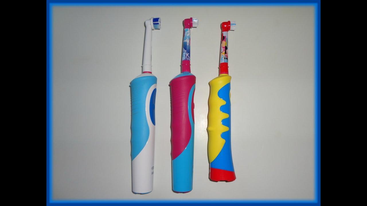 Посылка из Китая. Электронная зубная щетка! Electronic Toothbrush .