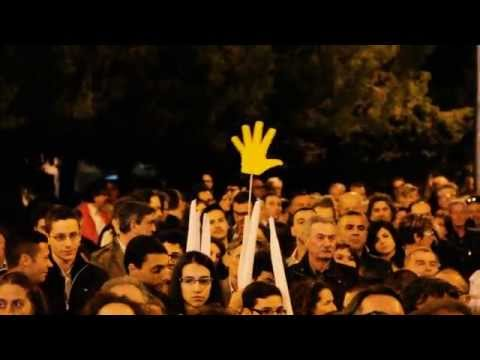 Il film della campagna elettorale di Franco CAPUTO