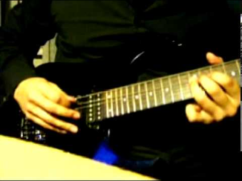 Metallica - The Outlaw Torn (Last solo)