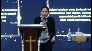 "Download FT | ""Melunakkan Hati TUHAN"" | Pdt.Yasintha F. Kambey, MA | (25-06-2021)"