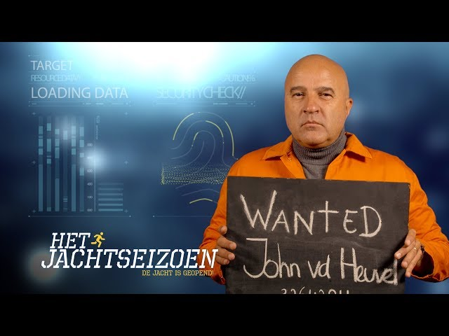 John van den Heuvel op de Vlucht - Jachtseizoen'17 #9