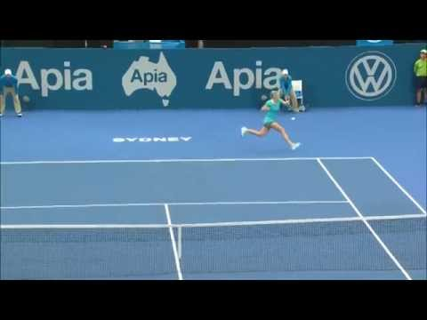 Petra Kvitova 2015 Apia International Sydney Hot Shot