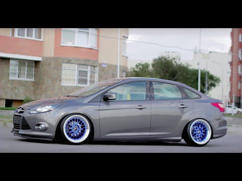 Ford Focus 3 BBS LM