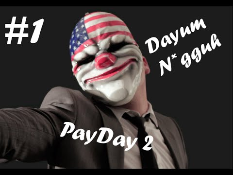 "PayDay 2 Heist 1 ""First Bank Job"""