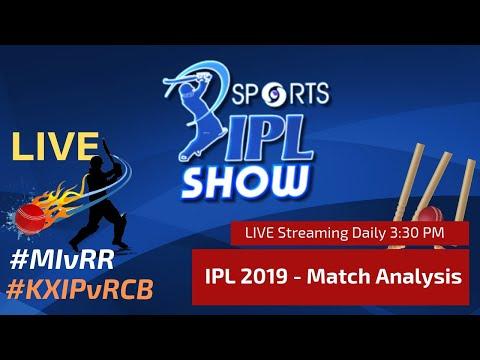 #IPL2019 Match Day 22  | Indians vs Royals  | Kings XI vs Royal Challengers | #MIvRR #KXIPvRCB