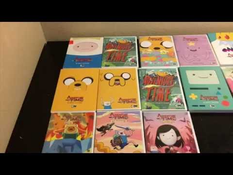 Adventure Time Dvd Collection 2016 Youtube