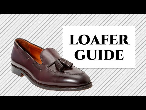 2de0df6cdbe Loafer Shoes Guide For Men - Penny Loafers