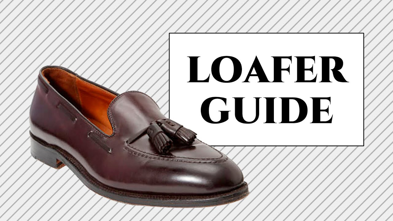 0d2a4a127b35 Loafer Shoes Guide For Men - Tassel