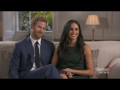 Prince Harry, Meghan Markle first full interview since engagement announcement