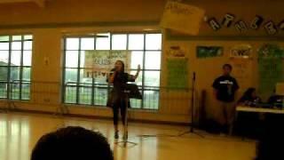 MTHS Hmong Night Namy Singing