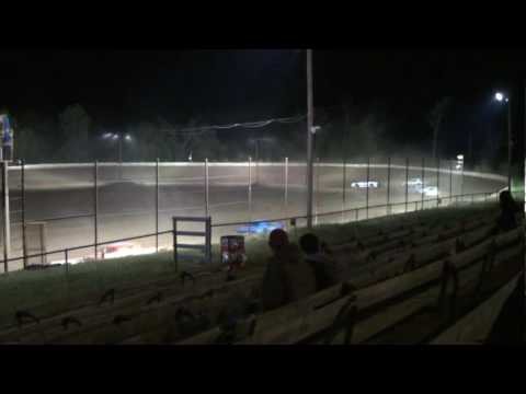 North Central Arkansas Speedway Hobby Stock Feature 4-10-10 Part 1