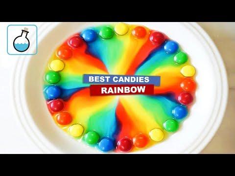 TOP DIY Rainbow Candy slime Super Glossy Slime| Food Life Hacks