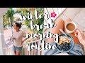 winter break morning routine! | islamorada, florida 2018