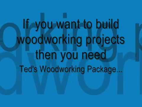 Woodworking Plan Helper - Teds Woodworking Package