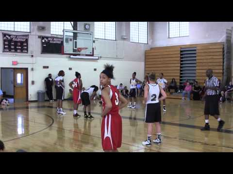 NEW JERSEY SPARKS VS MD LADY TERPS NJSBO