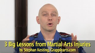 You Want To Sever My Neck Muscles?? 3 Big Lessons From Martial Arts Injuries