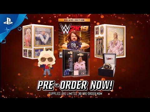 WWE 2K19 Wooooo! Edition Trailer | PS4