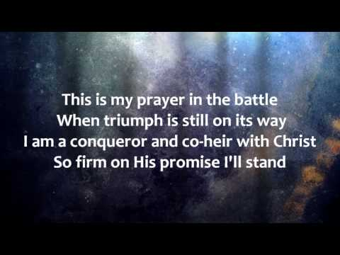 Desert Song - Hillsong w/ lyrics