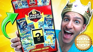 We CAN TRUST the NEW POKEMON MYSTERY POWER BOX AT WALMART STORE!