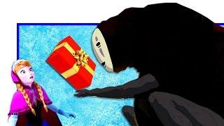 Подарок на Новый Год для Эльзы от Анны пропал! Кто украл подарок?! Принцессы Диснея в реальной жизни
