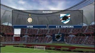 Sampdoria vs Inter - Goals & Highlights Calcio Série A