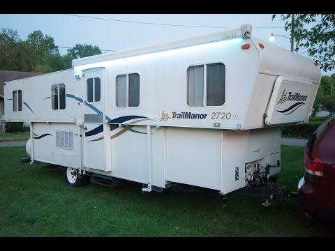 2001 Trailmanor 2720SL For Sale