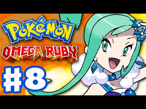 Pokemon Omega Ruby and Alpha Sapphire - Gameplay Walkthrough Part 8 - Slateport City!