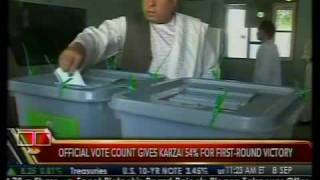 In-Depth Look - Afghanistan Elections - Bloomberg