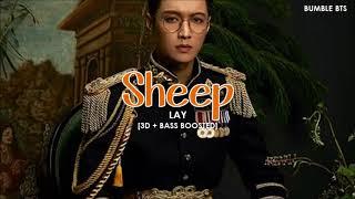 Video [3D+BASS BOOSTED] LAY (레이) - SHEEP (羊)   bumble.bts download MP3, 3GP, MP4, WEBM, AVI, FLV April 2018