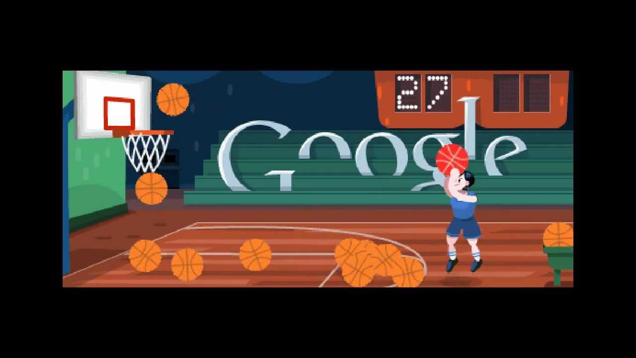 0702c23fd1b2 Google Basketball Doodle Highest Score - Googles Latest Doodle - YouTube
