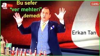 23 Haziran 2019 İstanbul Seçimlerin ardından Erkan Tan Mehteri vermedi
