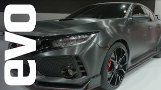 Honda Civic Type-R preview | evo MOTOR SHOWS