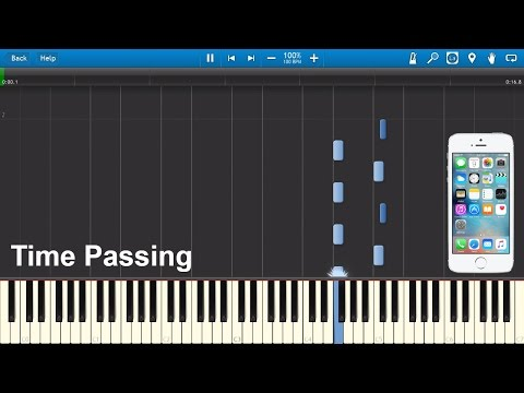 Time Passing - iOS Ringtone [Synthesia]