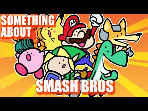Something About Super Smash Bros ANIMATED (Loud Sound Warning)