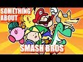 Something About Super Smash Bros ANIMATED (Loud Sound Warning) 🔫🦊