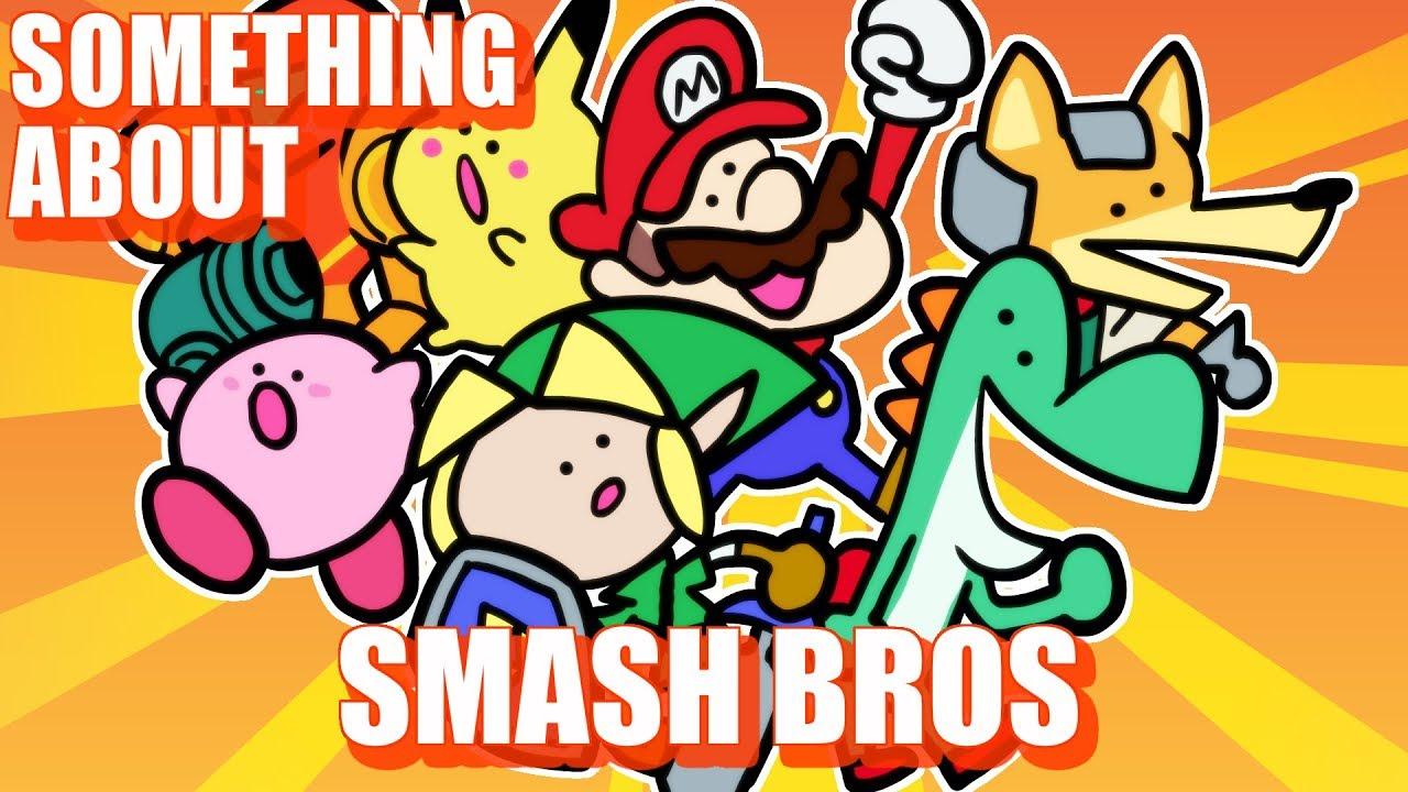 Something About Super Smash Bros ANIMATED (Loud Sound Warning) ????????