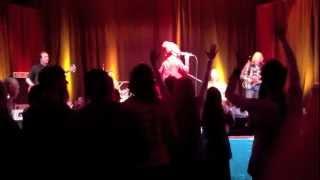 C.C. White - This IS Soul Kirtan! (NEW VIDEO) *Om Namah Shivaya* Denver Chant Fest 2013!