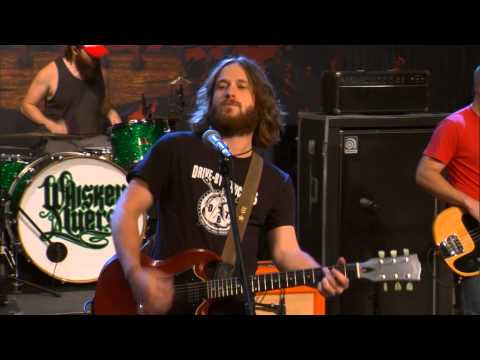 Whiskey Myers Performs