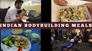 Ep-8 -Get Lean | Full Day Of Eating | Cutting Diet | JOB and GYM LIFE |