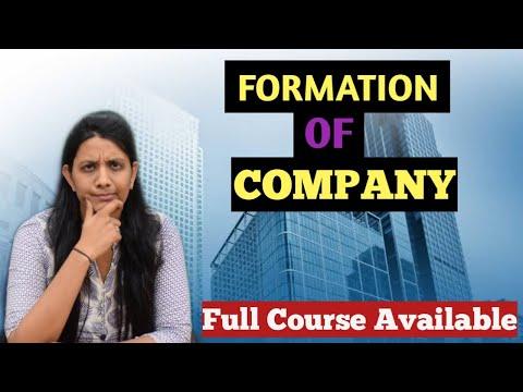 Chapter 5 Part 8 Ll Incorporation Of Company Ll Business Law Ll CA Kanika Khetan