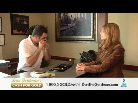Dan Goldman's Cash for Gold