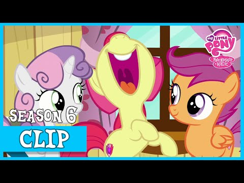 The Post-Cutie Mark Meeting (On Your Marks) | MLP: FiM [HD]