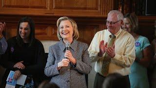 Hillary Clinton, Bernie Sanders: New Hampshire, Iowa Voters Sound Off