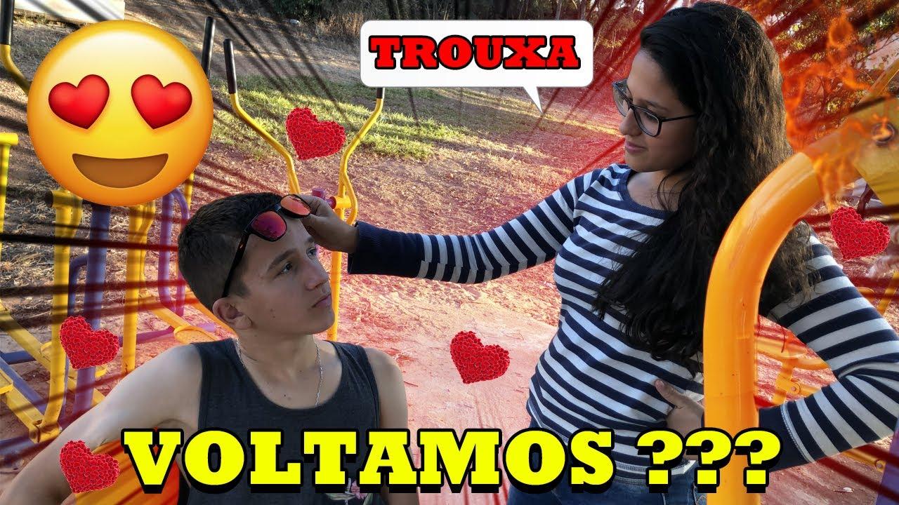 A CRUSH MARCOU UM ENCONTRO COM O BOLIVIA !!! (ELA REVELOU ALGO SURPREENDENTE)