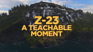 World of Warships - Z-23 A Teachable Moment